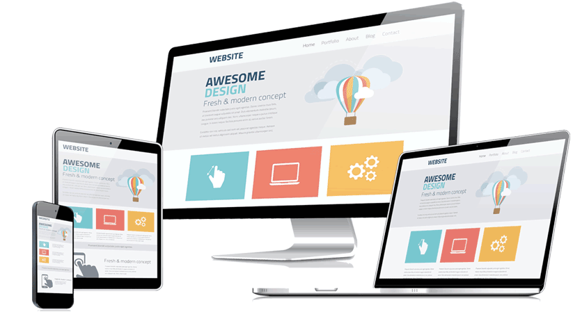 php-website-template