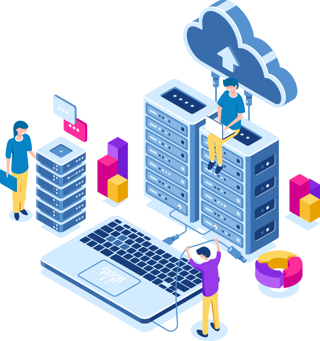 software-development-vector-image