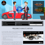 SunCityMotors portfolio-image